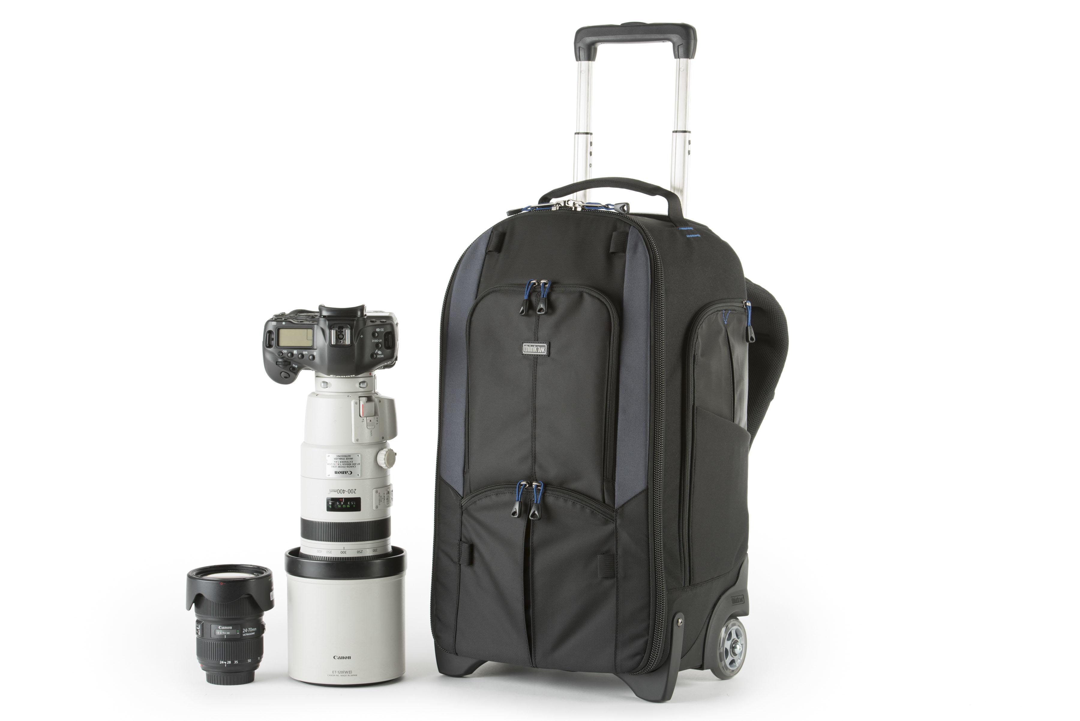 Streetwalker Rolling Backpack V2 0