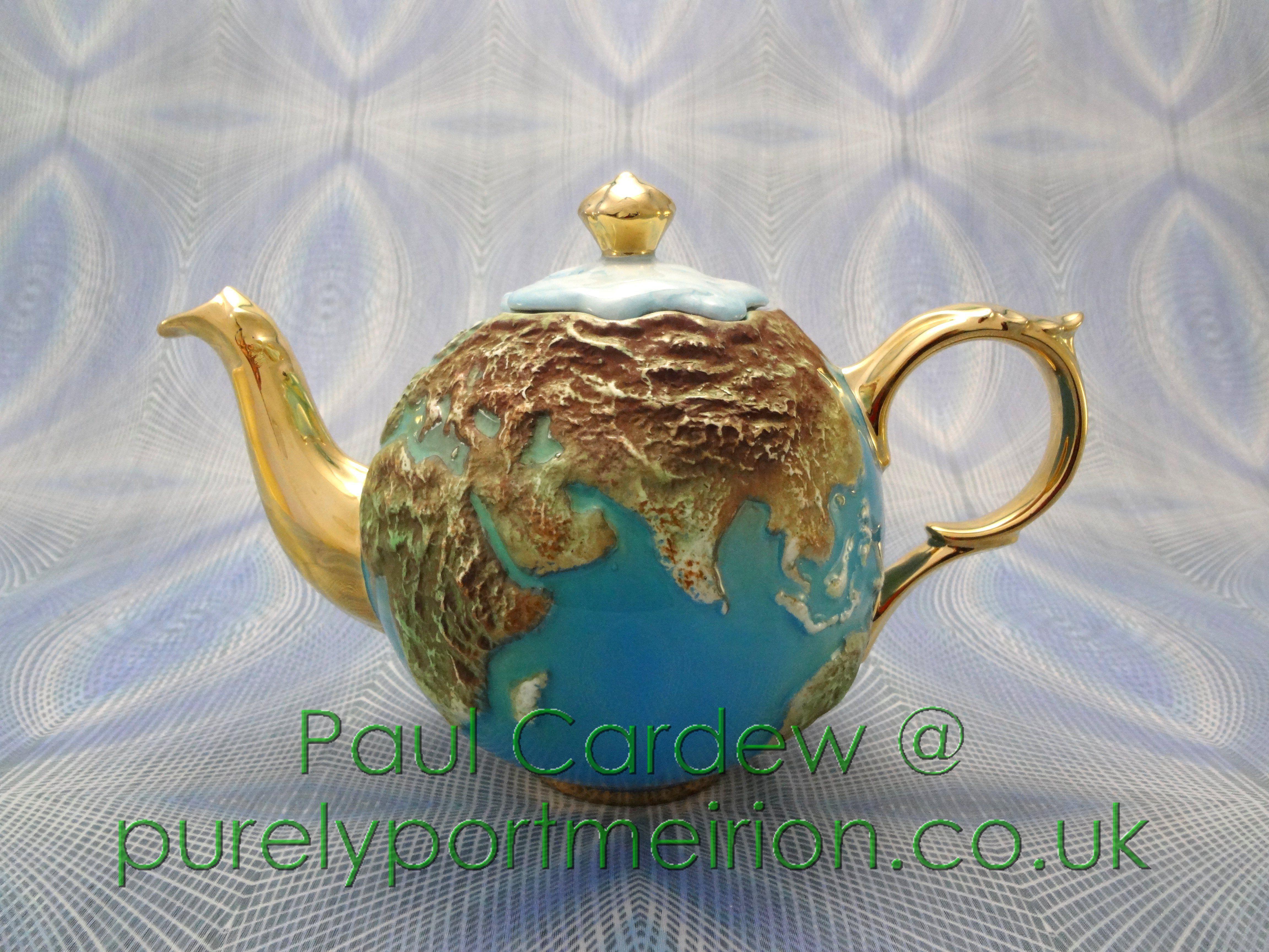 Paul Cardew Studio Design Eterni Tea