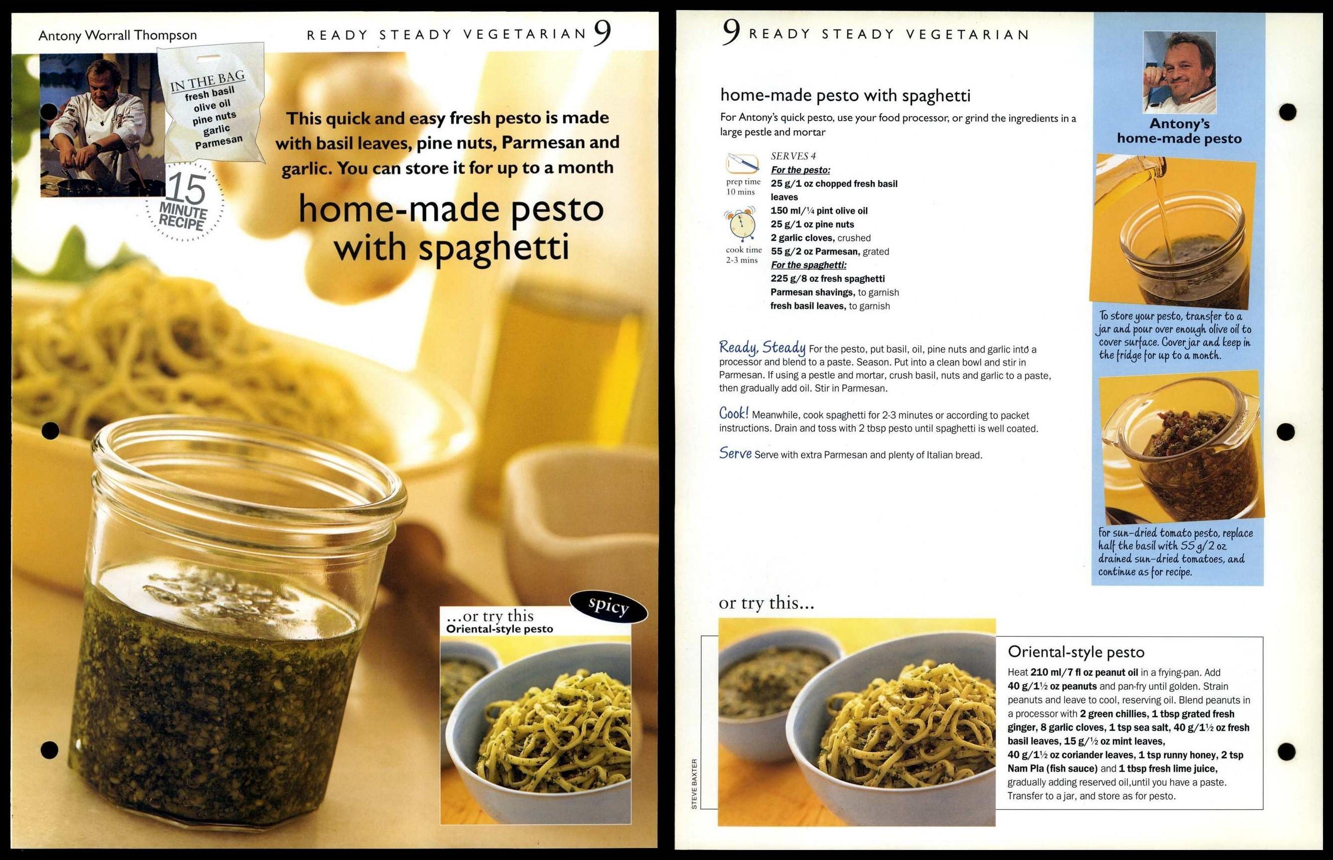 Antony worrall thompson food processor instructions