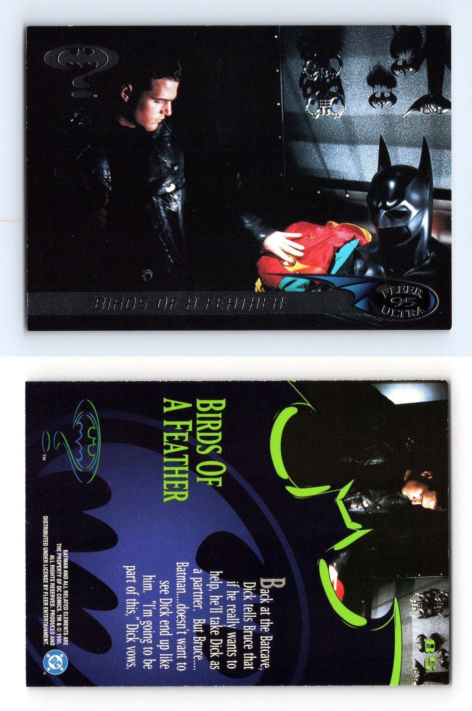 Sweet Temptation #64 Batman Forever 1995 Fleer Ultra Trading Card