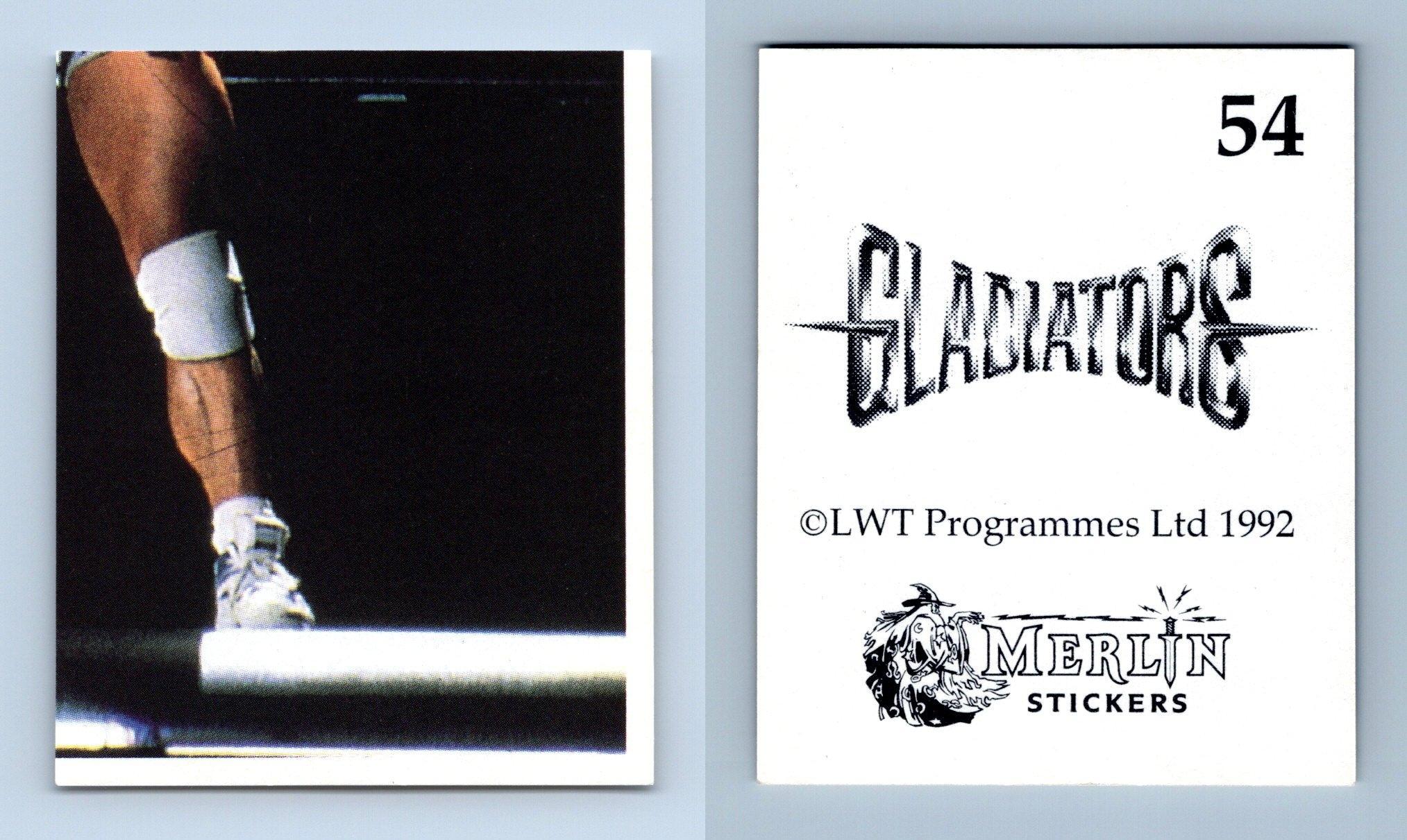 Phoenix Part 2 Of 2 #43 Gladiators 1992 Merlin Sticker