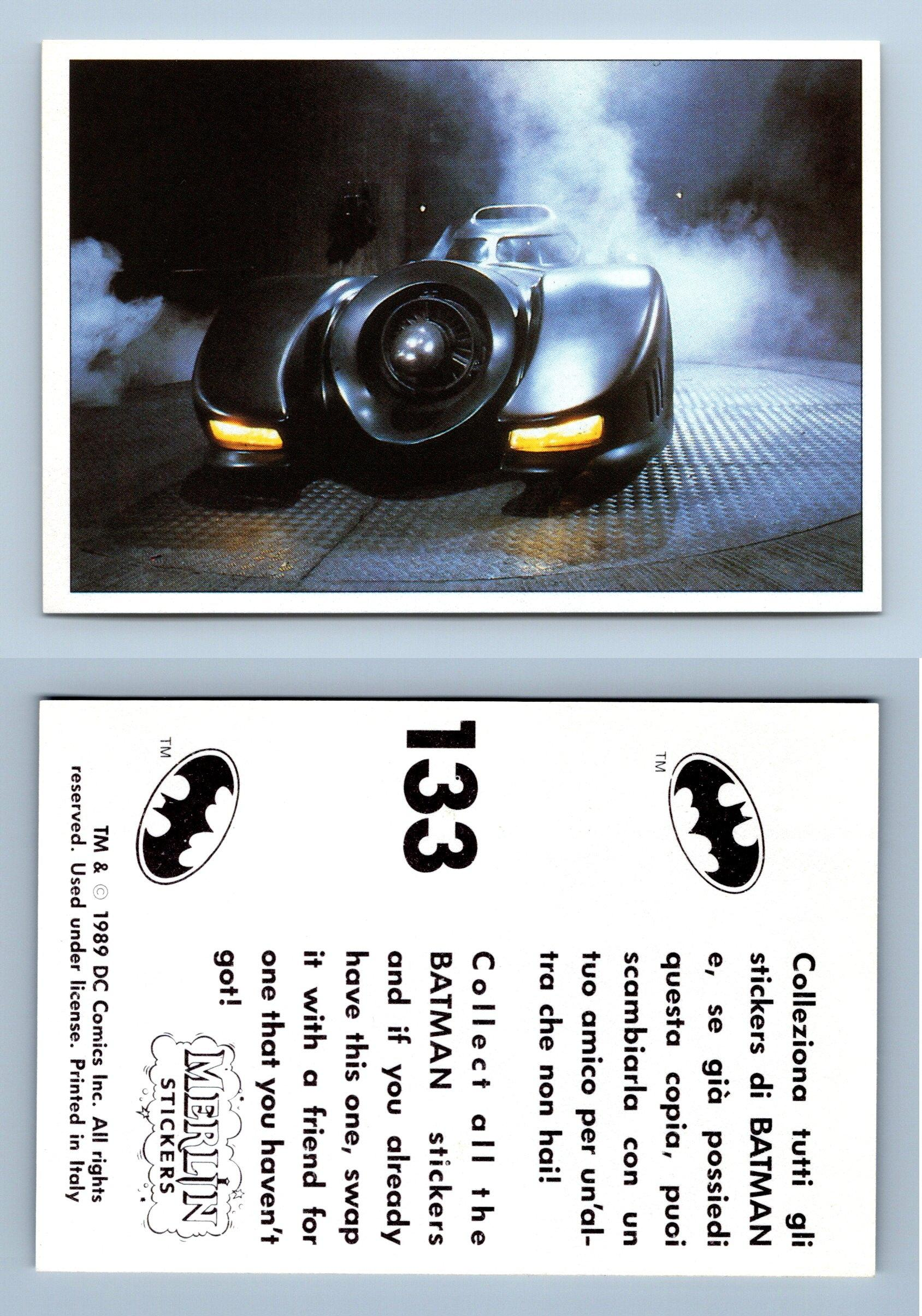 You Can Call Me Joker Batman Movie 1989 Merlin Iron-on Transfer