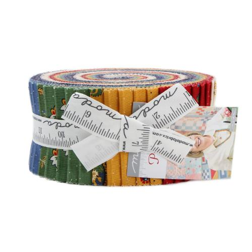 Moda Provencal Jelly Roll