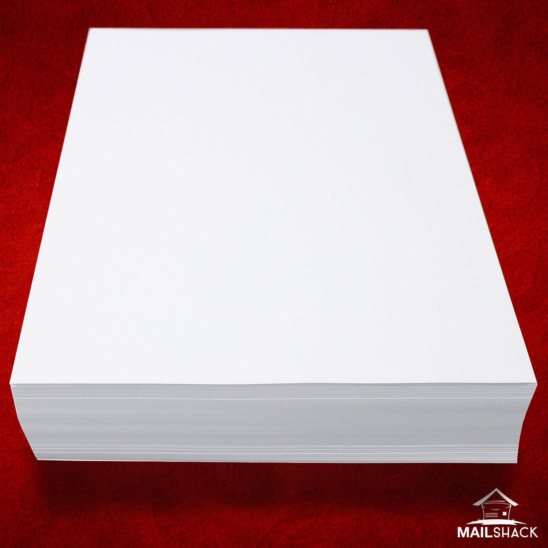 90 Sheets A4 PREMIUM 105gsm ULTRA WHITE Paper MELLOTEX Copier Printer Quality