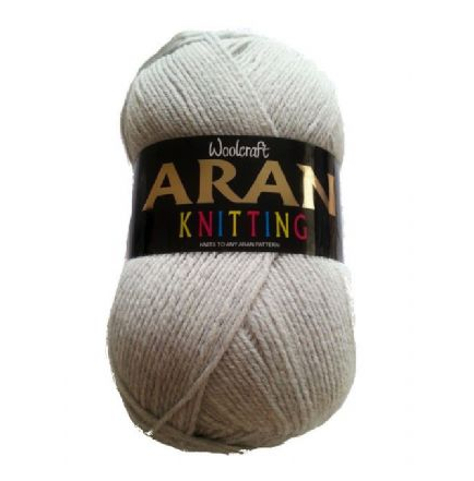 Woolcraft<P>Aran With Wool 400g