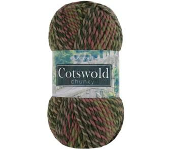 King Cole<P>Cotswold Chunky 100g