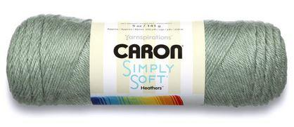 Caron<P>Simply Soft Heathers