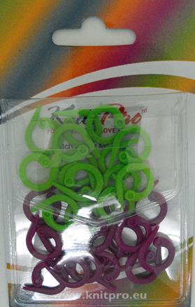 Mio<P>Split Ring Stitch Markers