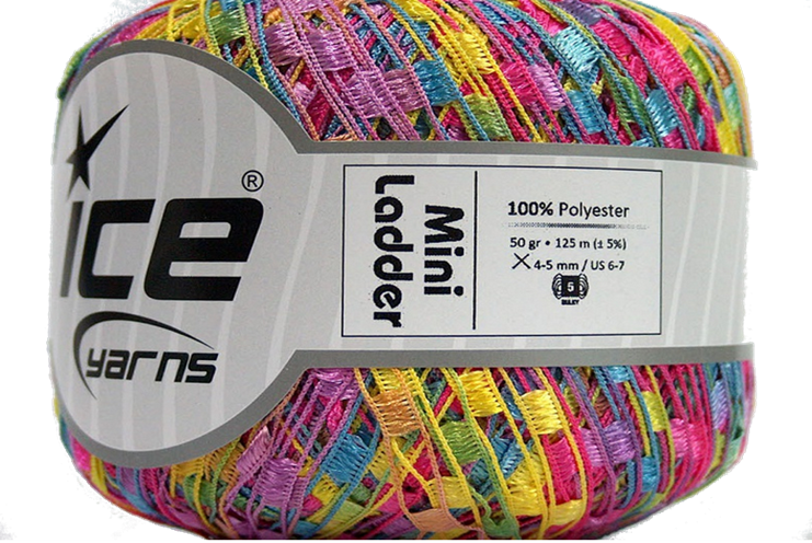 Ice Yarns<P>Mini Ladder 50g