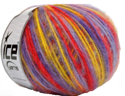 Ice Yarns<P>Fluffy Wool 50g