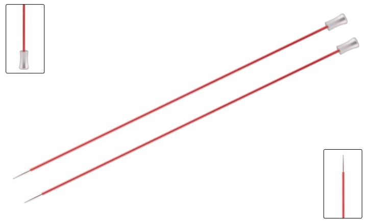 Zing Single Point Needle<P>2mm x 25cm