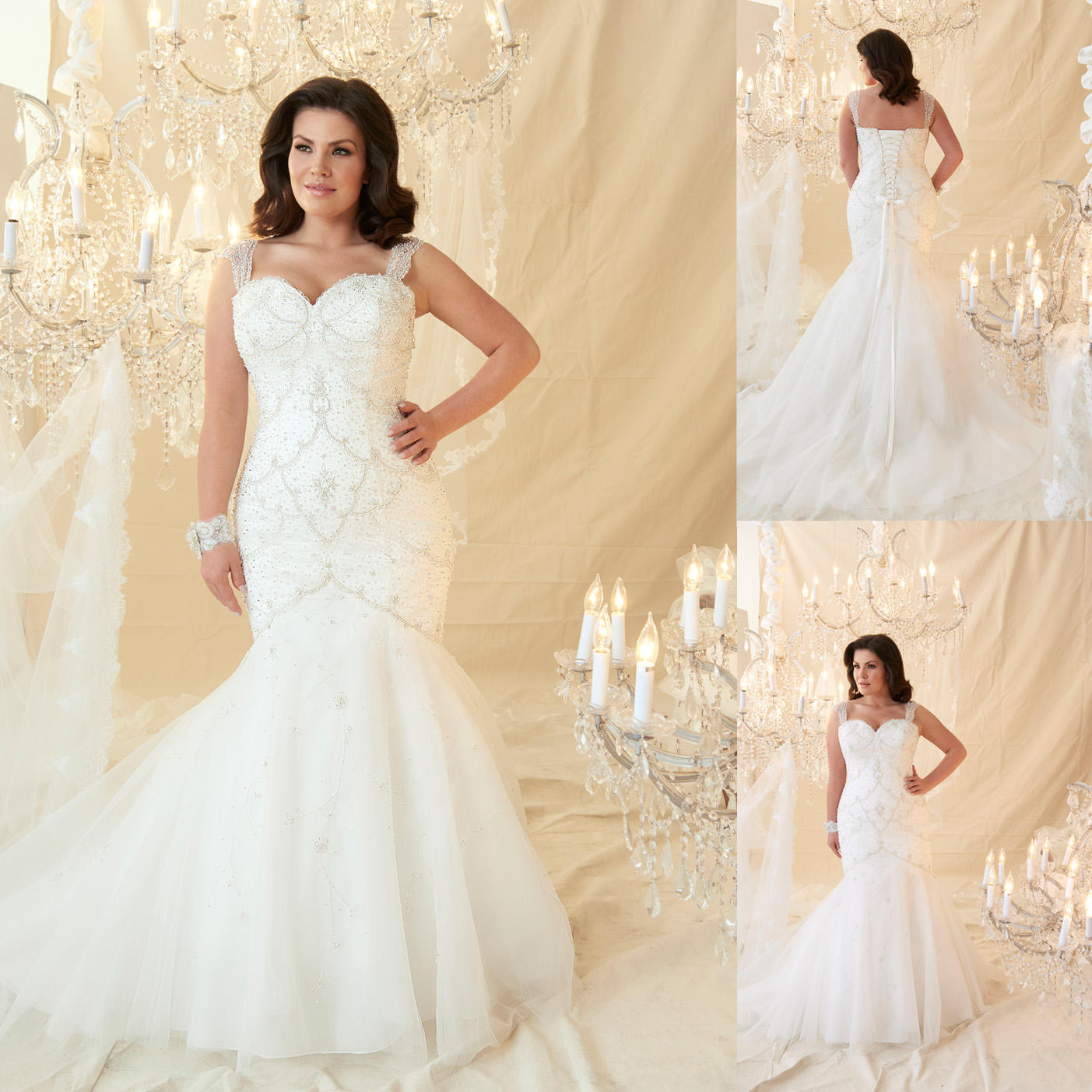 Andre Callista Bridal Gown,
