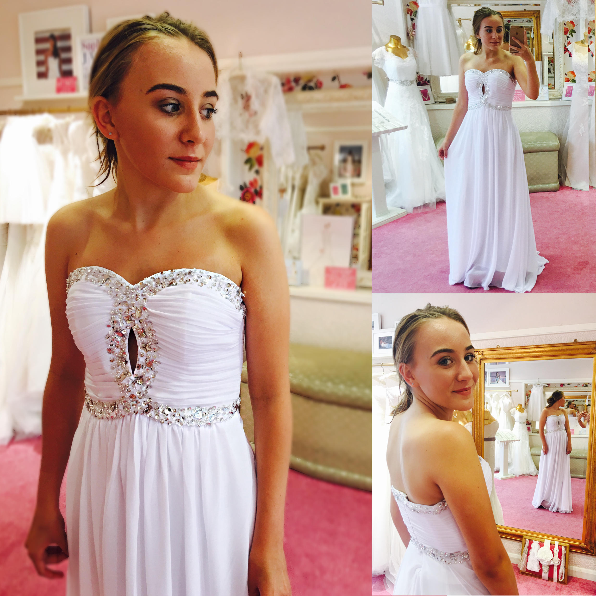 Prom Dress Shop near Southampton