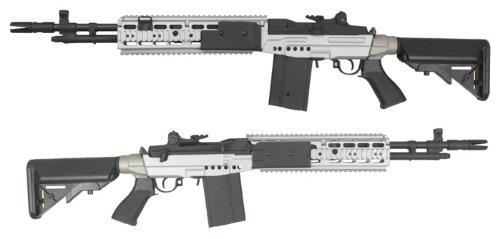 CYMA M14 EBR (Silver) M14 Ebr Silver