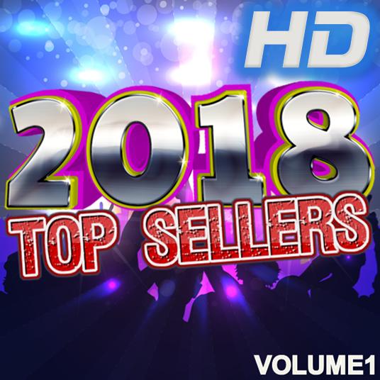 Selectatrack Top Sellers 2018 Vol1 HD (Album)
