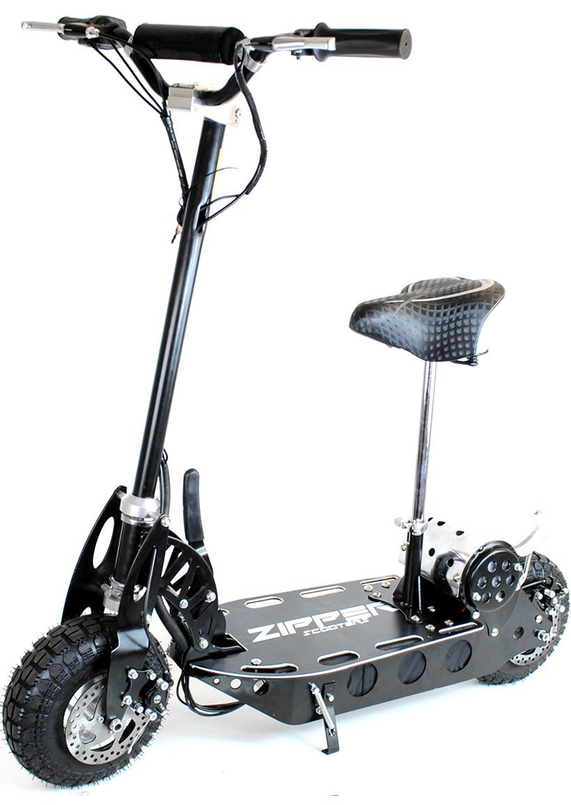 500w Zipper Electric Scooters For Kids