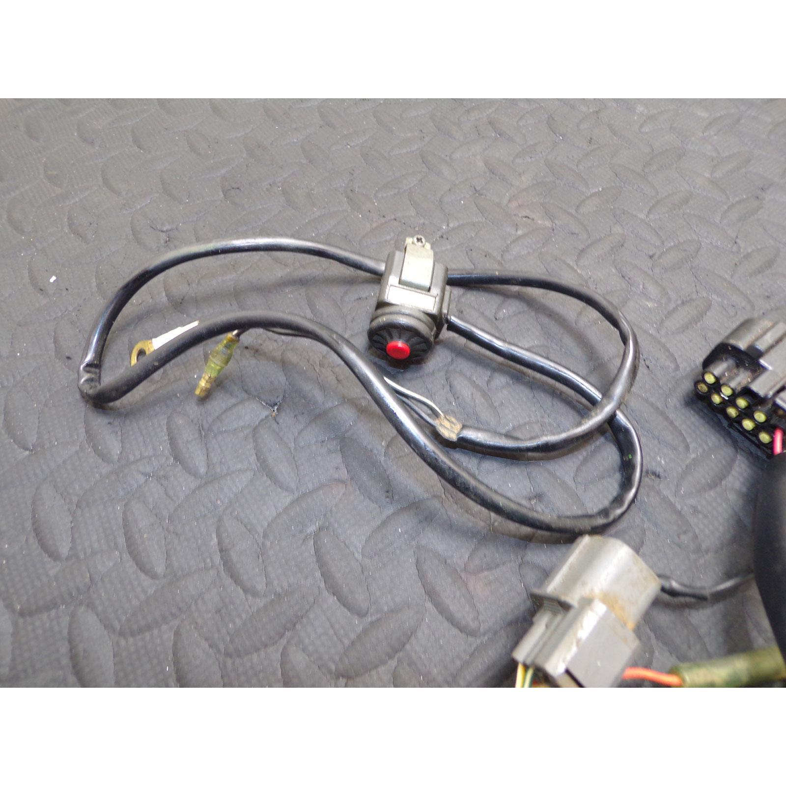 kx 125 2002 wiring loom harness 2k68 14982 KX 125 Monster Energy