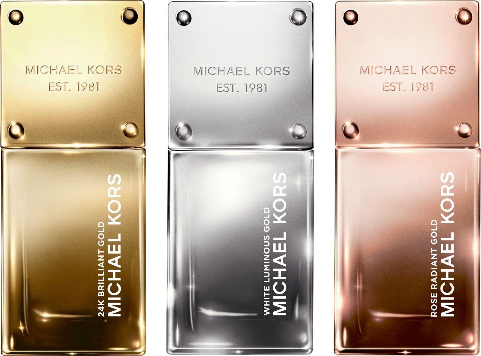 8ebc9c88868d Michael Kors Gold Collection 3pc Gift Set Eau De Parfum