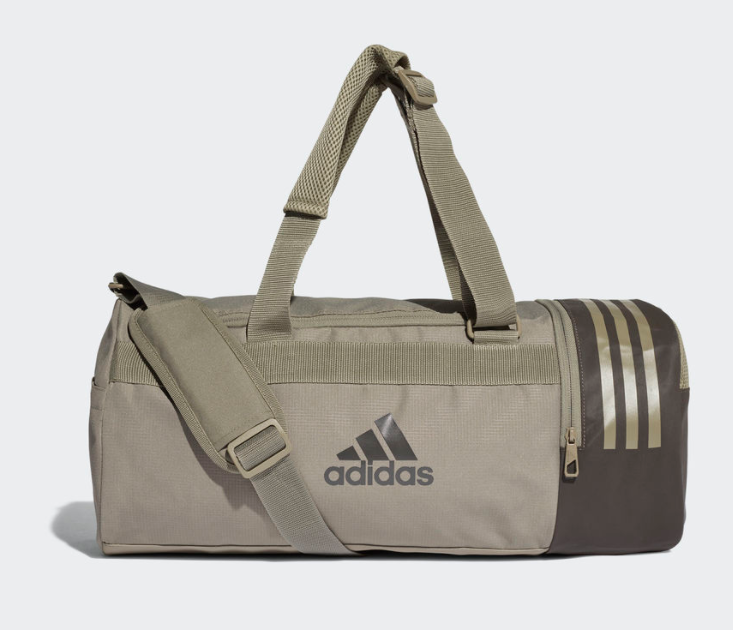 610ac08166d Adidas Convertible Duffel bag / Backpack Cargo Green