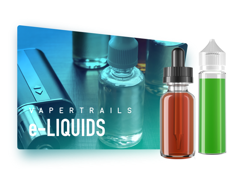 Vapertrails E-liquid