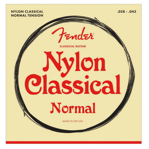 Fender Nylon Classical Guitar Strings