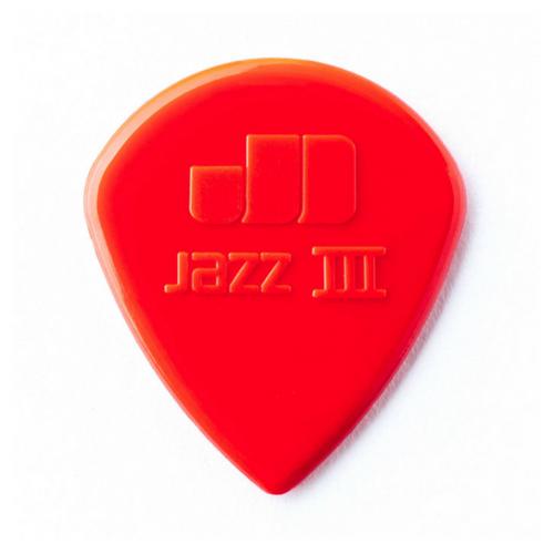 Dunlop Jazz 3 Guitar Picks