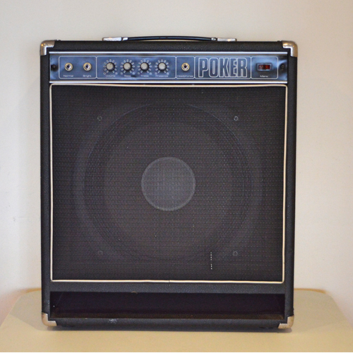Poker Bass Guitar Combo Amp