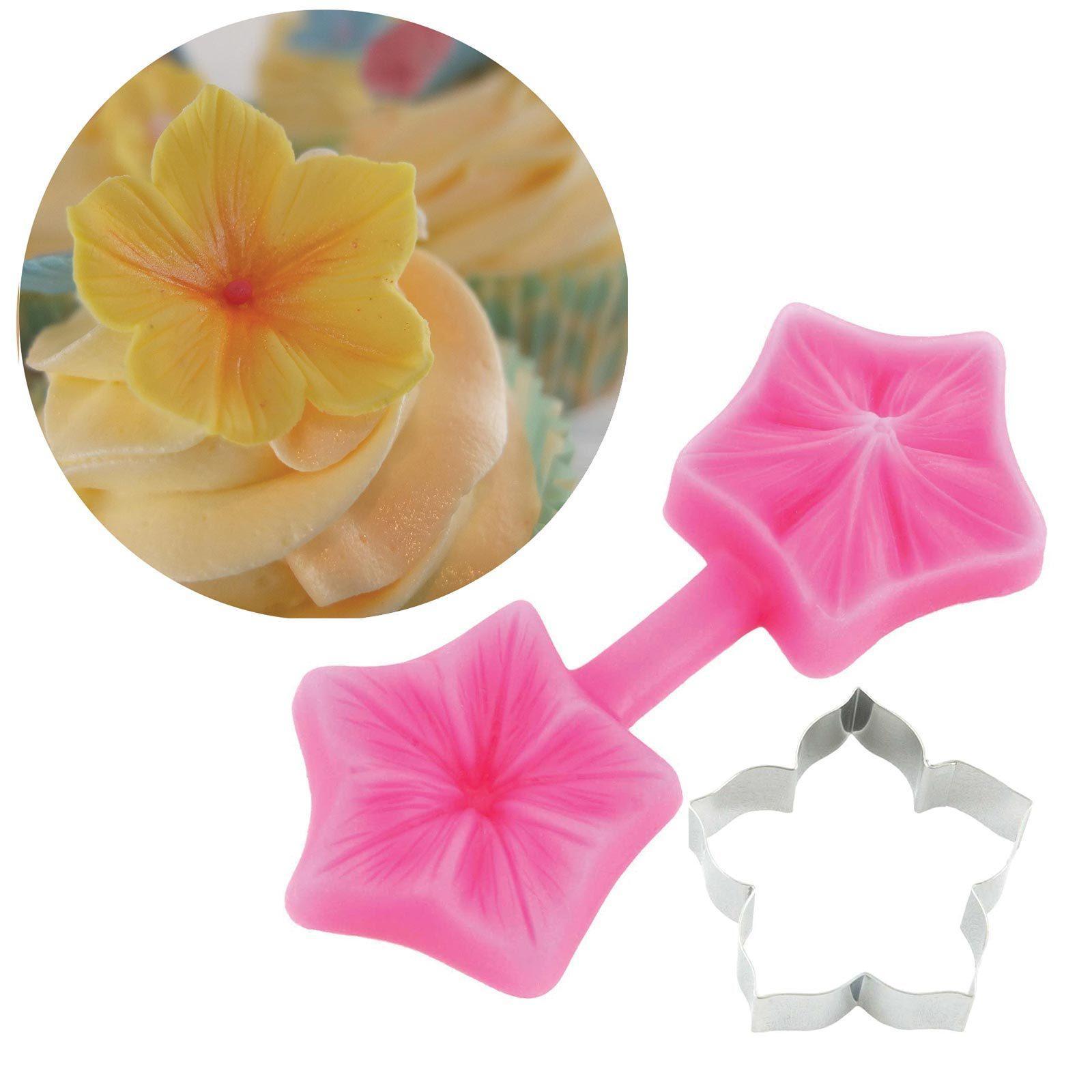 Petunia Cutter Mould Set