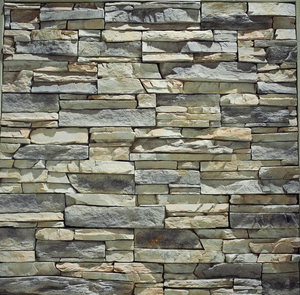 Stacked Stone Cladding