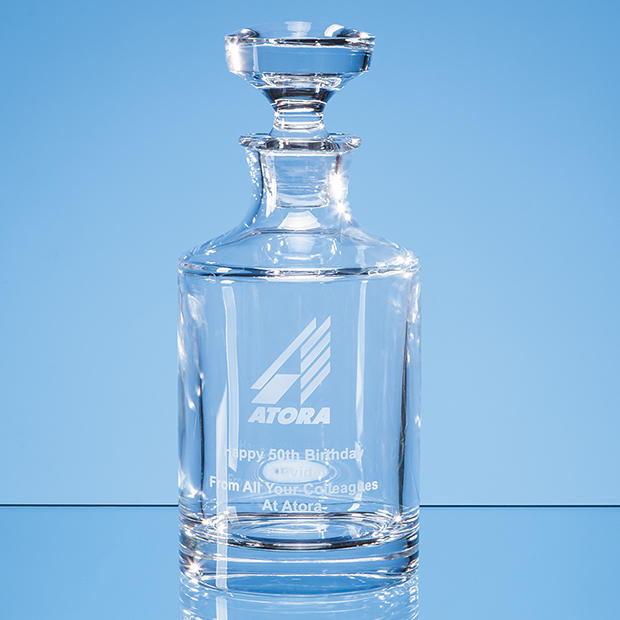 Spirit Decanters & Whisky Decanters