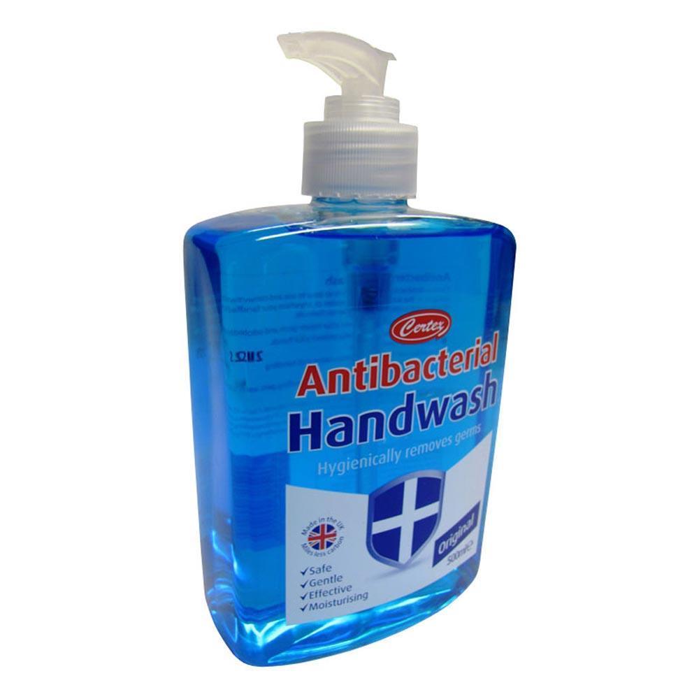 Certex Hand Wash 500ml Anti Bac Saop