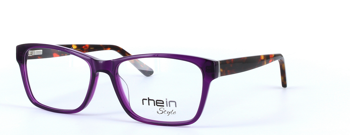 Purple Tortoiseshell  Square POLARIZED UV SUNGLASSES FITS OVER GLASSES Spectacle