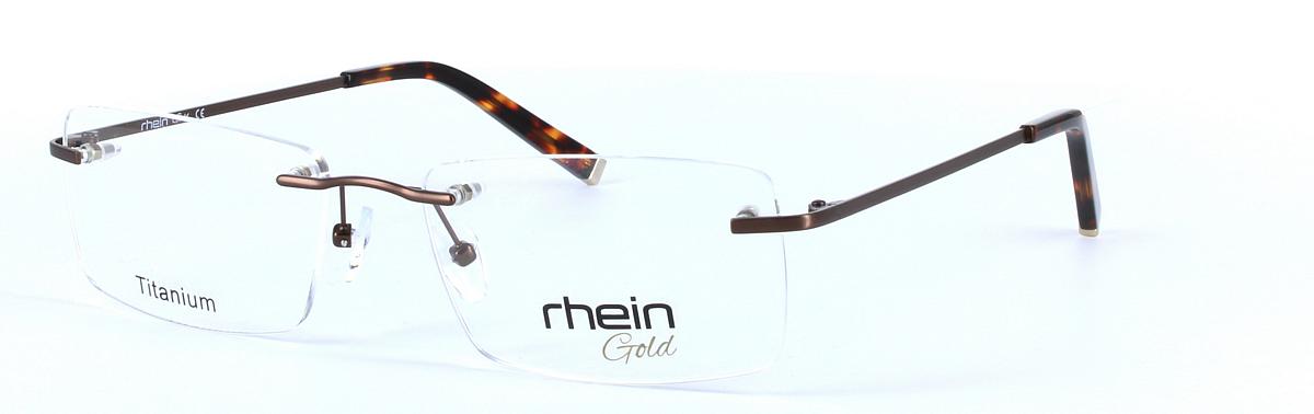 Rimless Titanium Glasses Frame Greenville Glasses2you