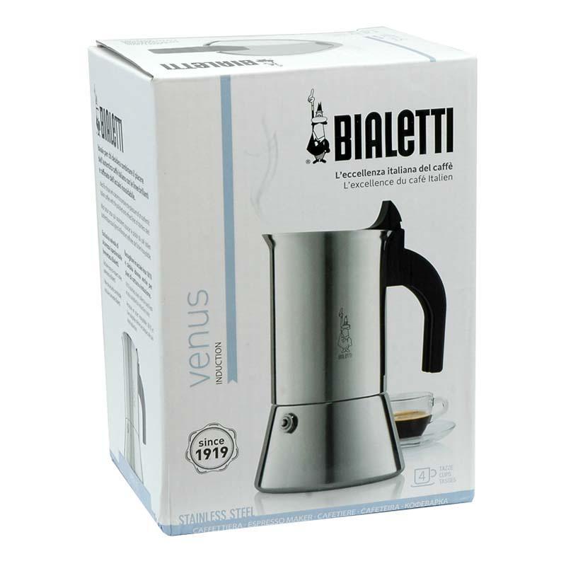 Cafetiere Espresso Maker ~ La cafetiere bialetti venus cups espresso maker
