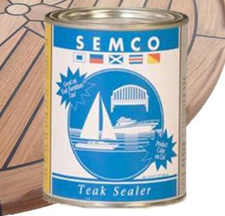 semco teak cleaner instructions