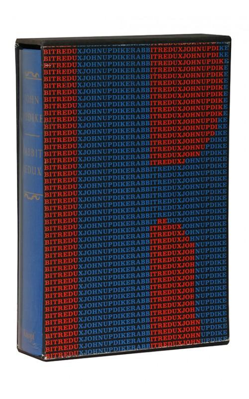 John Updike - Rabbit Redux - Knopf, US, 1971 - Signed Limited Edition