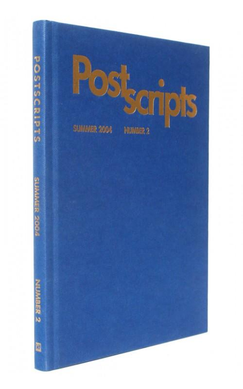Peter Crowther [editor] - Postscripts 2: Summer 2004 - PS Publishing, 2004, UK Signed Limited Edition