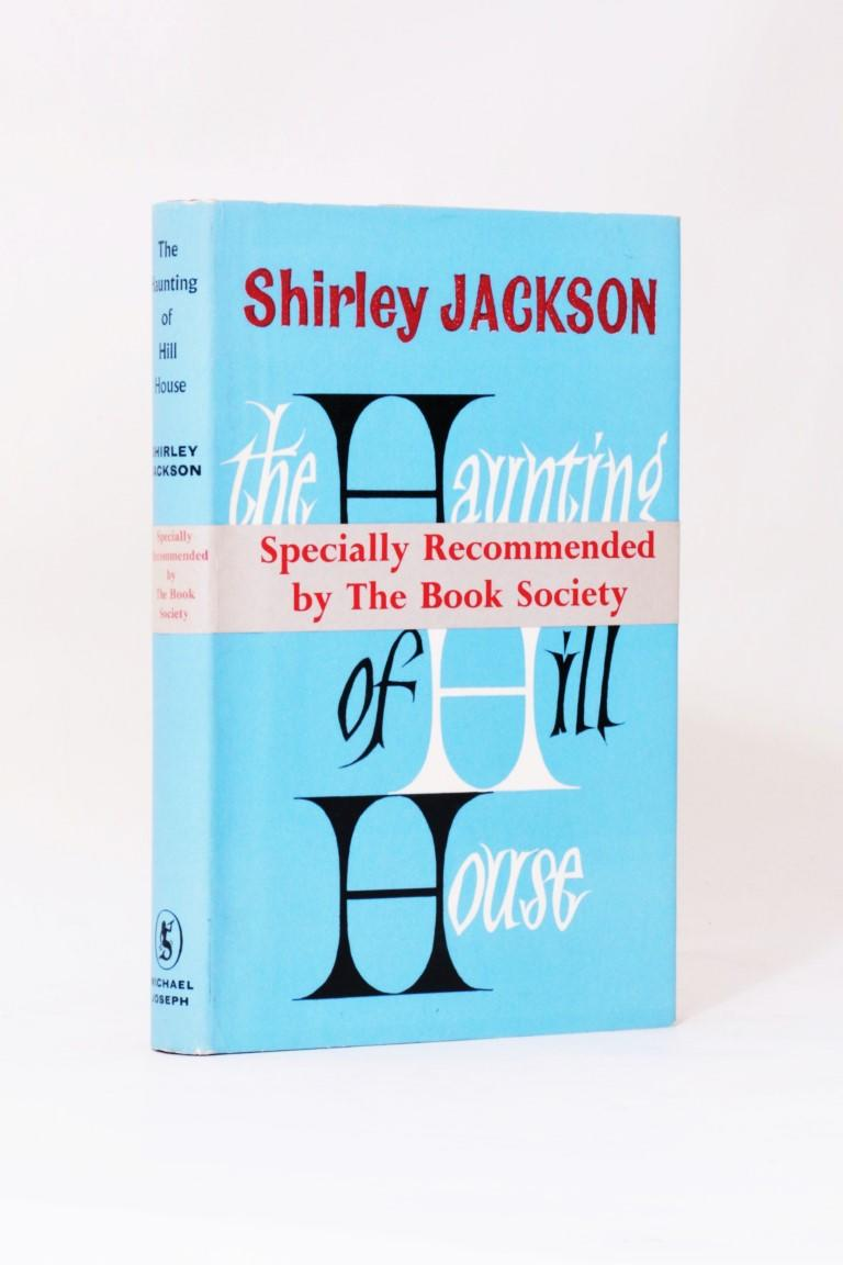 Shirley Jackson The Haunting Of Hill House Michael Joseph 1960 First Edition