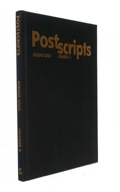 Peter Crowther [editor] - Postscripts 3: Spring 2005- PS Publishing, 2005, UK Signed Limited Edition