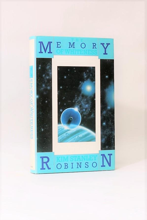 Kim Stanley Robinson - The Memory of Whiteness - MacDonald, 1985, First Edition.  Signed