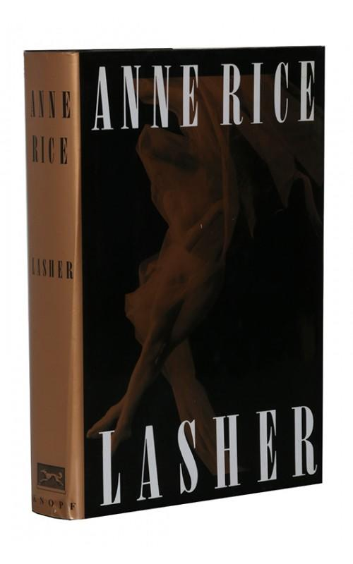 Anne Rice - Lasher - Knopf, 1993, US First Edition