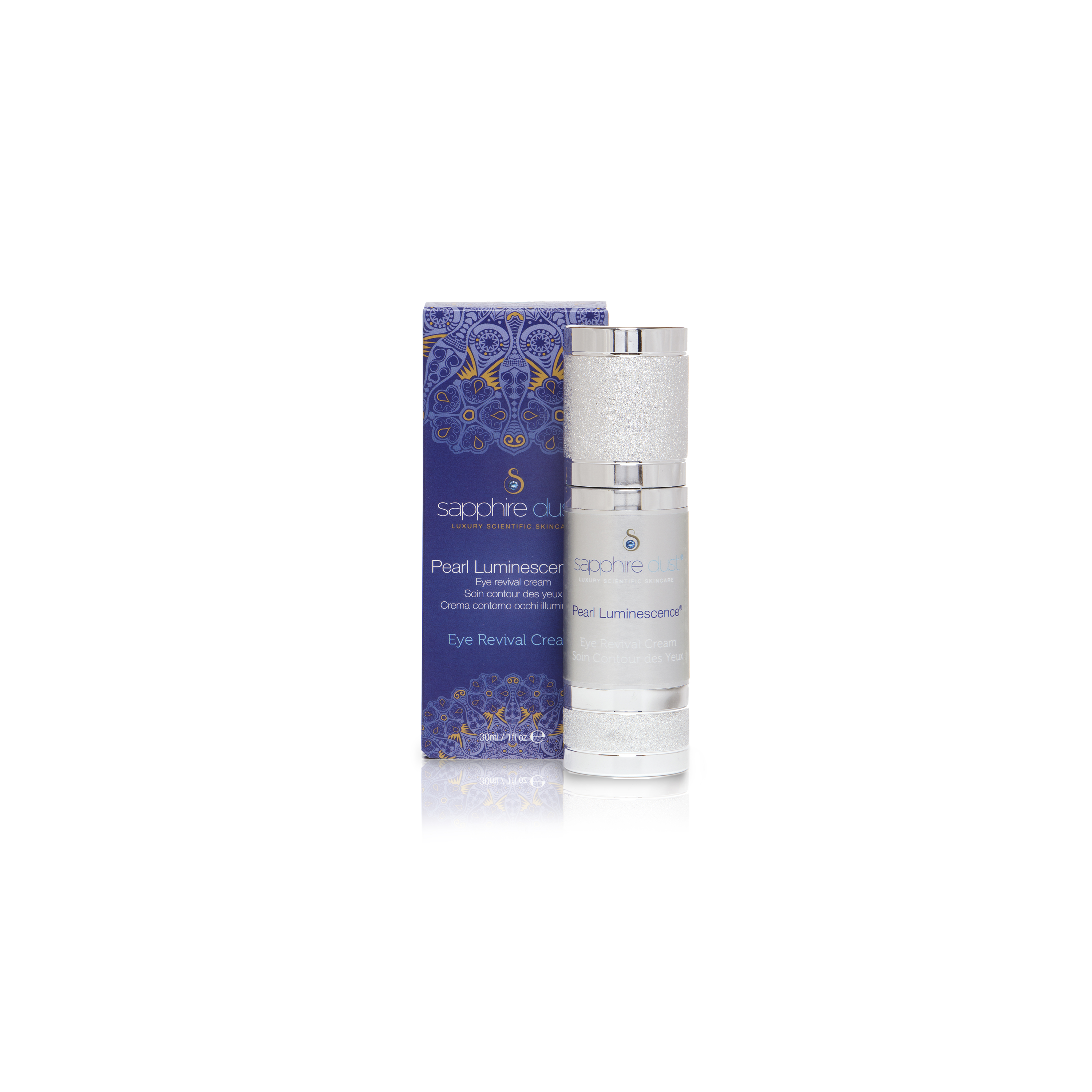 Pearl Luminescence - Eye Revival Cream