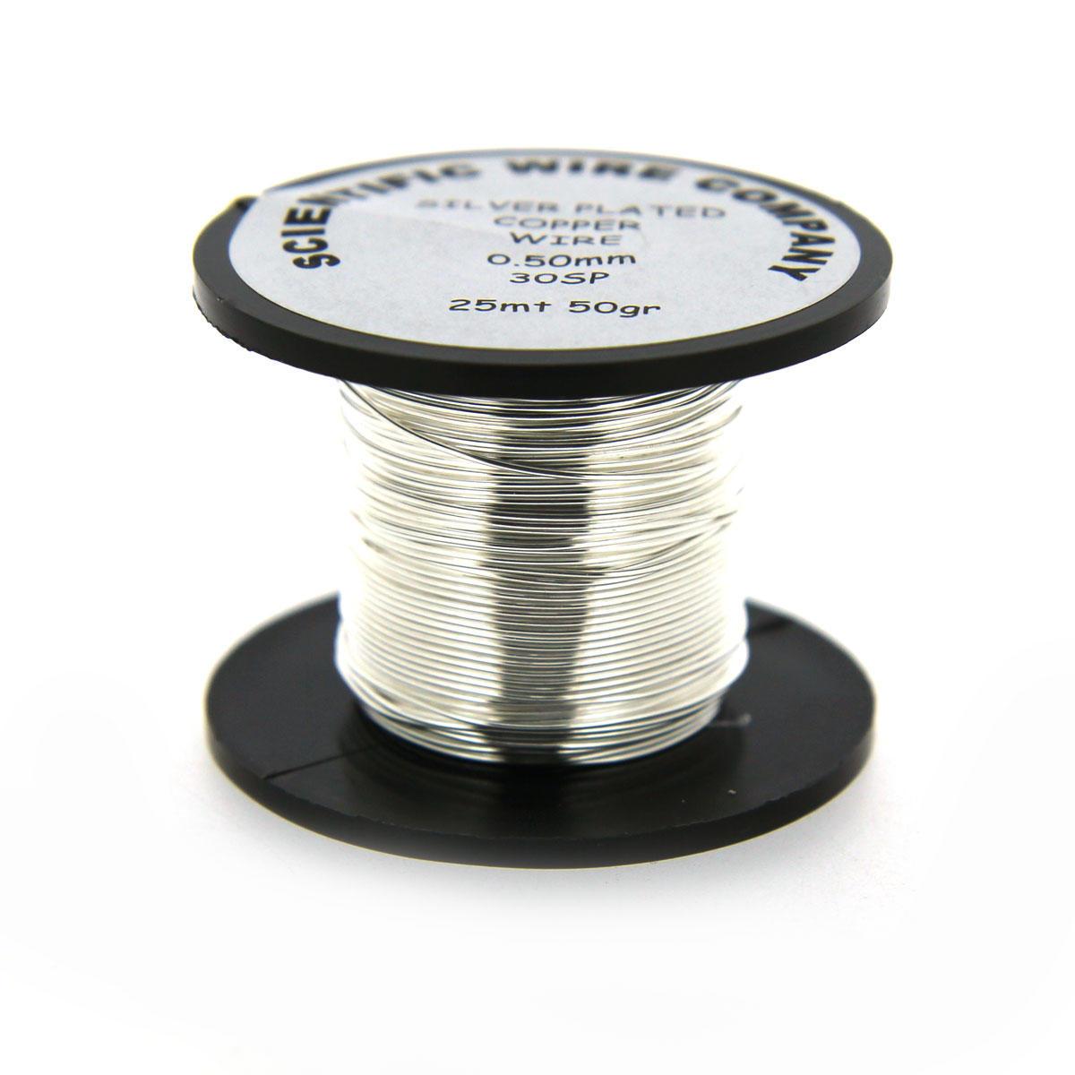 Silver Scientific Wire Craft Wire Reels