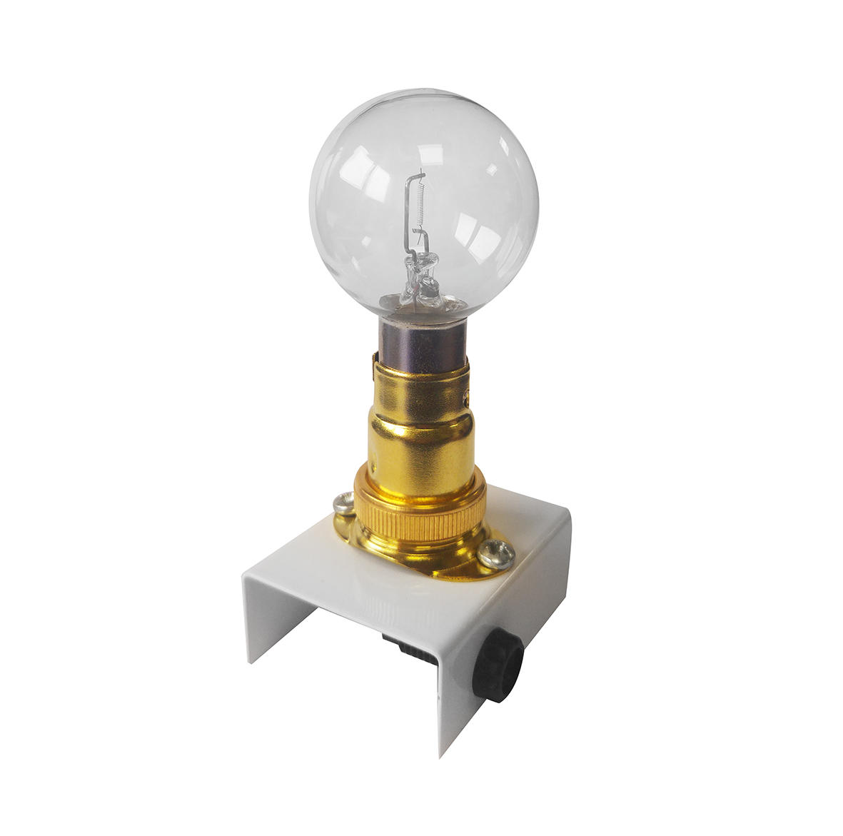 Mounted Sbc Lamp Holder Pack 10 12v 24w Or 36w Lamp