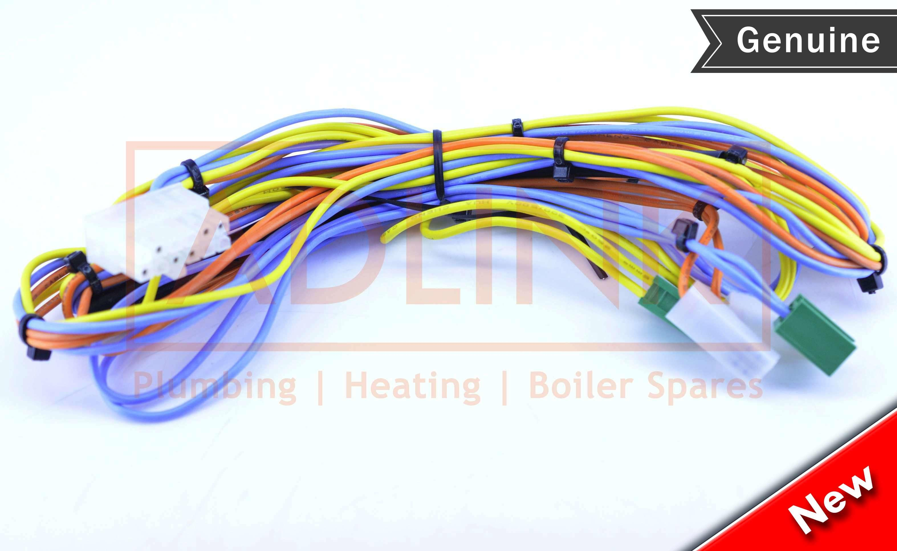 Potterton Suprima 30 40 50 60 70 80 He Low Voltage Wire Harness Electrical Wiring Cable 5112335