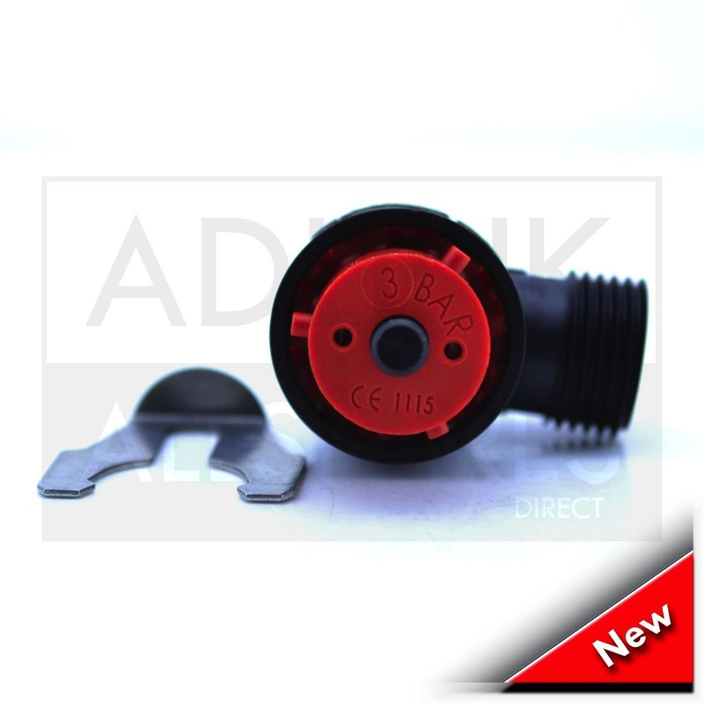 Ferroli domicondens he 26c f24 f28 pressure relife valve for Ferroli domicondens f24