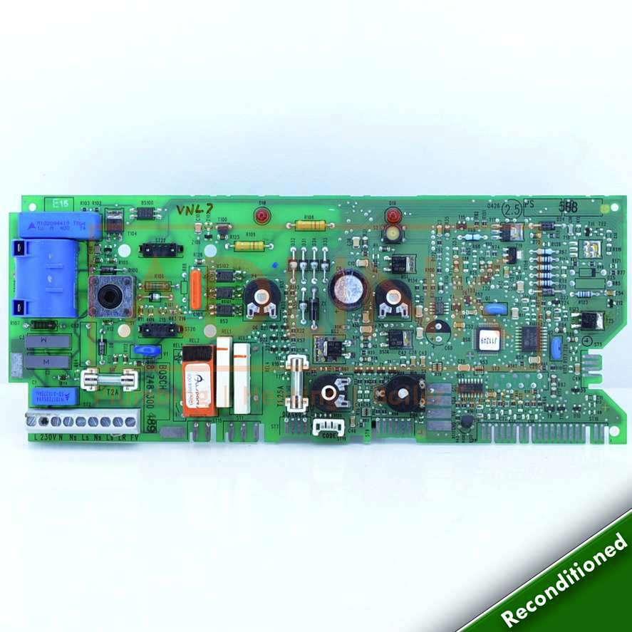 Worcester 24si Ii 28si Printed Circuit Board Pcb 87483004870 Card Was 8748300487