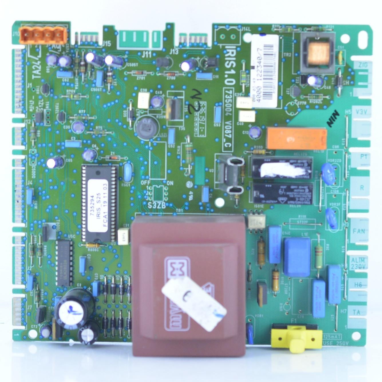 GLOWWORM 18SI 30SI 24CI 30CI 30CI PLUS & 35CI BOILER PCB 2000802038