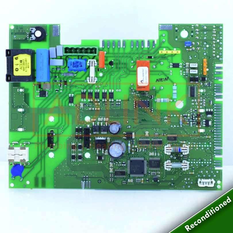 WORCESTER GREEN STAR 24i  /&  28i BOILER  JUNIOR PCB 87161095390