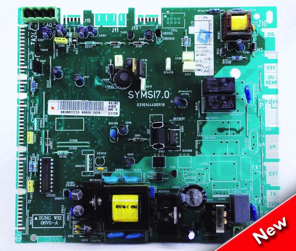 GLOWWORM 12 15 18 24 30 38 HXI CIRCUIT BOARD PCB 2000802731 WAS ...